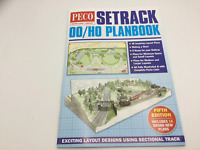 Peco STP/OO OO Gauge Track Plans Book NEW 5th Edition