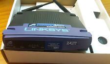 Linksys BEFW11S4 Conmutador ethernet 4 puertos acceso inhalámbrico Wireless-B