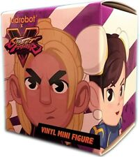 Kidrobot Street Fighter V 3inch Mini Figure Case