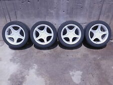 94 95 96 97 98 99 00 01 02 03 04 Mustang 5-SPOKE WheelS OEM AND TIRES