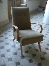 Czech Vintage Lounge Chair By Architect Jaroslav Smidek