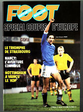 SUPPORTER FOOT MAGAZINE n°28 bis # 1978 # SPECIAL COUPE D'EUROPE