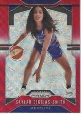 2020 WNBA PANINI PRIZM SKYLAR DIGGINS SMITH RUBY WAVE PARALLEL CARD #33 MERCURY
