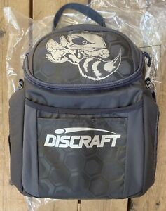 Grip EQ G-Series Limited Edition Discraft BUZZZ disc golf bag *Read For Shipping