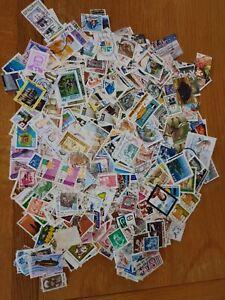 70g World Kiloware off paper philately philatelic postal 1