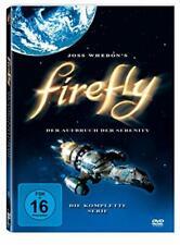 4 DVD-Box ° Firefly - der Aufbruch nach Serenity ° komplette Serie ° NEU & OVP