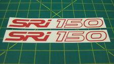 Sri 150 Opel Vectra Decal Sticker Gráfico Restauración Reemplazo Moldura Lateral