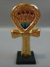 "Franklin Mint Treasures Of Tutankhamun ""The Mirror Case"" Figure - Mint"