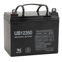 UPG UB12350ALT4-Battery for Universal Battery UB12350