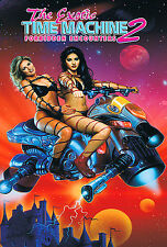 The Exotic Time Machine 2: Forbidden Encounters DVD, Surrender Cinema