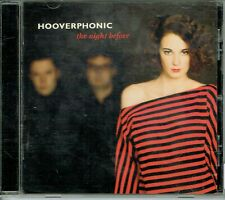 CD : Hooverphonic - The Night Before
