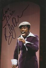 Billy Ocean Hand Signed 12x8 Photo.