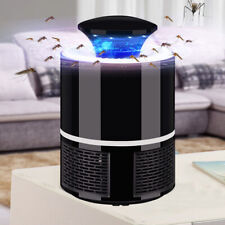 Non-Toxic Mosquito Killer Lamp USB Electronic LED Light Insect Bug Zapper Indoor
