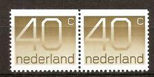 Nederland - 1976 - NVPH 1111G (Paar) - Postfris - NI525