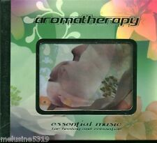 CD relaxation  aromatherapy essential music 2004