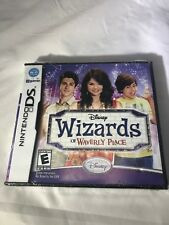Wizards of Waverly Place (Nintendo DS, 2009) New Sealed