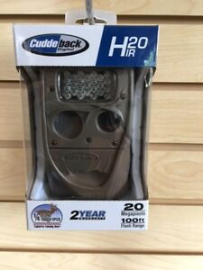 New Cuddeback H20 IR Long Range Infrared 20MP Game Trail Camera H-1453
