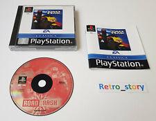 Sony Playstation PS1 - Road Rash - PAL