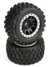 Pro-Line Badlands MX43 Mounted All Terrain Tires X-Maxx (2) 10131-13 PRO1013113