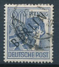 Echte gestempelte Briefmarken aus Deutschland (ab 1945) mit BPP-Signatur