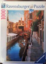 *NEW* Ravensburger Jigsaw Puzzle 1000 Piece Venetian Impressions Softclick Tech