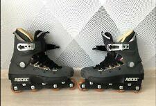 Roces Khuti, mint, size US 8, aggressive inline skates, FREE WORLDWIDE SHIPPING