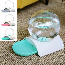 Cute Dog Water Dispenser Automatic Pet Fountain Waterer Cat Auto Bowl Bottle