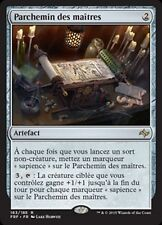MTG Magic FRF FOIL - Scroll of the Masters/Parchemin des maîtres, French/VF