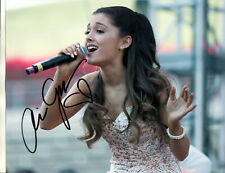 ARIANA GRANDE - ULTRA SEXY SINGER - HAND SIGNED AUTOGRAPHED PHOTO WITH COA