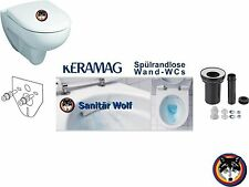Keramag Hänge-WCs