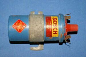 BOSCH 0221119027 Hochleistungs-Zündspule blau 12 Volt PORSCHE