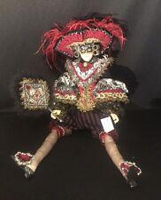 "Katherine's Collection Wayne Kleski Retired 27"" New Orleans Masked Male Doll"