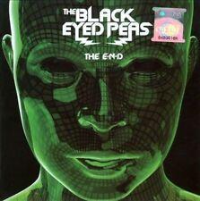 The E.N.D. (Energy Never Dies) [Bonus Track] by The Black Eyed Peas (CD, Jun-2009, Interscope (USA))