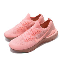 Nike Epic React Flyknit 2 Rust Pink Tint Women Running Shoes Sneakers BQ8927-600