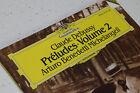 DGG digital 427 391-1 Arturo Benedetti Michelangeli Debussy Preludes Vol.2 NM