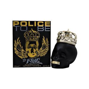 Police To Be King Eau de Toilette Men's Aftershave Spray (125ml)