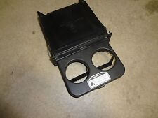 90-95 Ford Taurus Mercury Sable CUP and COIN HOLDER din size stereo insert