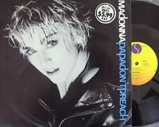 Madonna Excellent (EX) Sleeve Single Vinyl Records