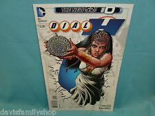 Dial H #0 DC New 52 Comic Comics Fine Condition