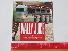Bier Aufkleber ~ Wachusetts Brewery Wally Juice Ipa ~Massachusetts~ Airstream