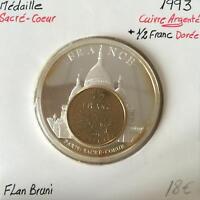 Médaille - Sacré-Coeur - 1993