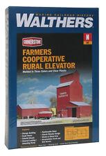 Spur N -- Bausatz Farmers Getreidesilo  -- 3238 NEU