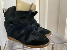 ISABEL MARANT Sneaker Keilabsatz, Gr. 39 (wie 38,5)
