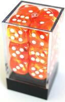 Chessex Vortex Solar W6 16mm Würfel Set