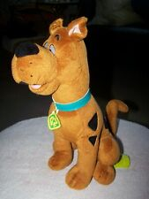 "Scooby-Doo Plush Stuffed Doll Kids Toys 10 "" high EUC"