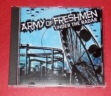 Army of Freshmen-Under the Radar -- CD/Rock
