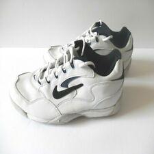 NWOT Nike Men's Golf Shoes - White w/Black & Blue Trim - Mens Size 8