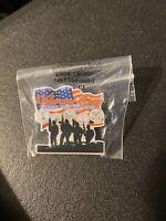 Amazon Employee Veterans Day Pin