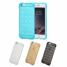 Unbranded/Generic Silicone/Gel/Rubber For iPhone 6 Plus Mobile Phone Bumpers