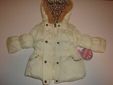 2 Piece Pink Platinum Snowsuit With Snowbibs & Coat ~ Ivory or Pink ~ NWT